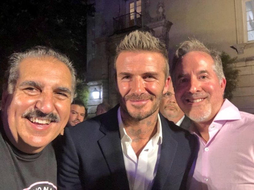 David Beckham follows ex-Manchester United teammates with 10% ownership in SalfordCity