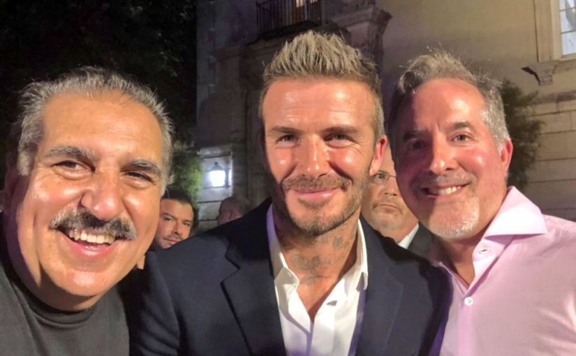 David Beckham follows ex-Manchester United teammates with 10% ownership in Salford City
