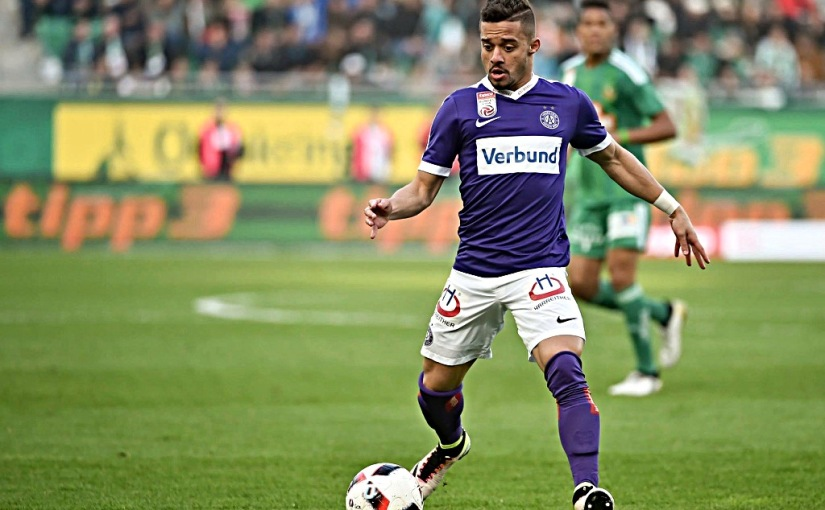 Vancouver Whitecaps FC acquire Lucas Venuto from FK Austria Wien