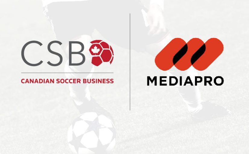 MEDIAPRO signs groundbreaking deal with Canadian soccer