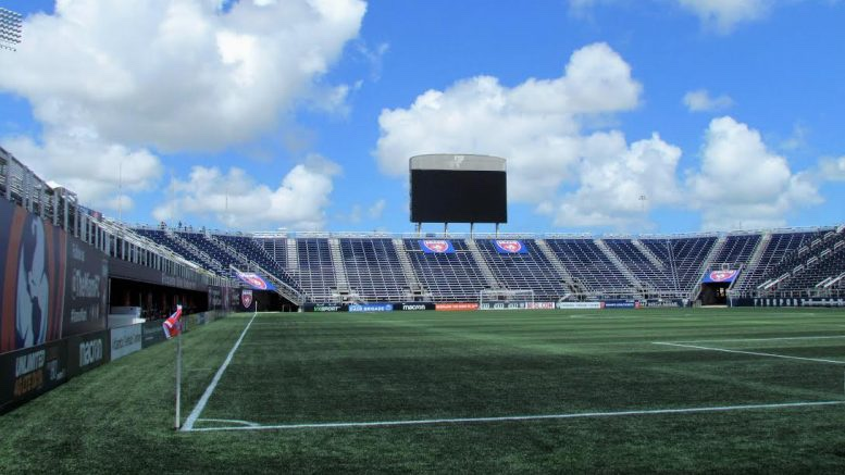 Inter Miami CF negocia com a FIU após recusa deMarlins