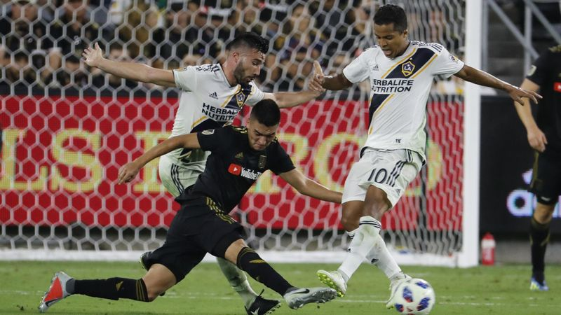 LA Galaxy and their looming DP issue