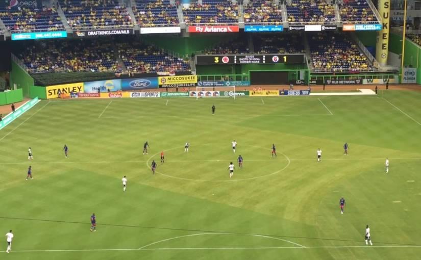 Marlins decline to share home with Club Internacional de FútbolMiami