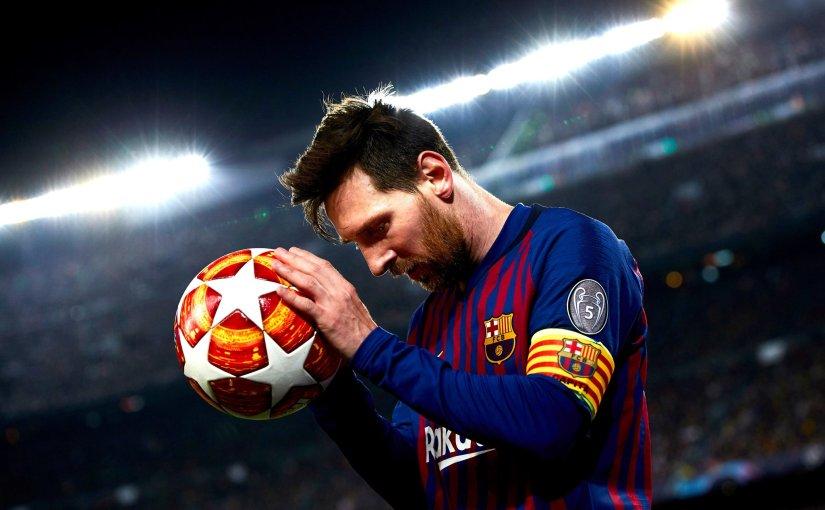 A Genius in Full Bloom, Lionel Messi LiftsBarcelona