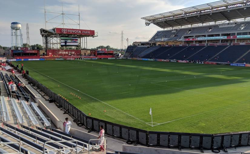 Chicago Fire Negotiating Stadium Lease Buyout And Possible Rebrand
