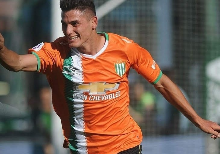 Player 001? Report indicates Inter Miami CF and Club Atlético Banfield have agreed on transfer of promising striker.