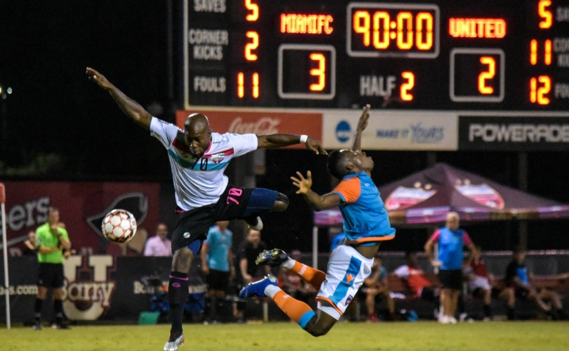 Magic City Clásico: Miami FC edges Miami United for Sunshine Conference Title