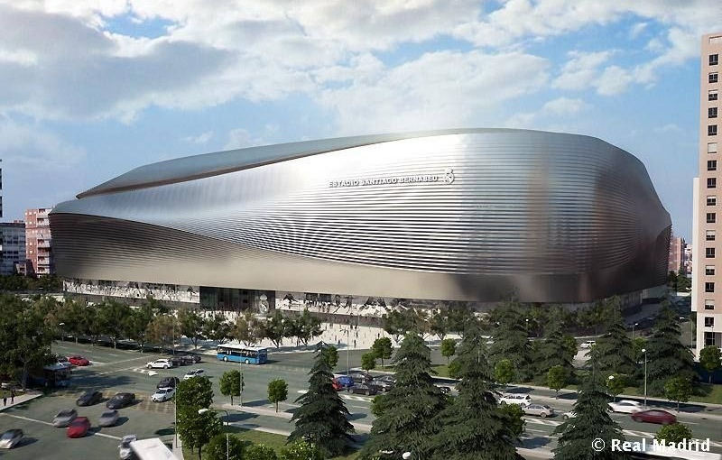 Real Madrid CF Will Not Seek Naming Rights For Estadio Bernabéu