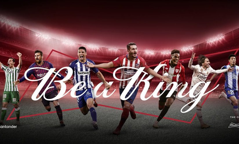 "Budweiser Announces Global ""Be A King"" Campaign With Sponsorship of La Liga and Premier League"