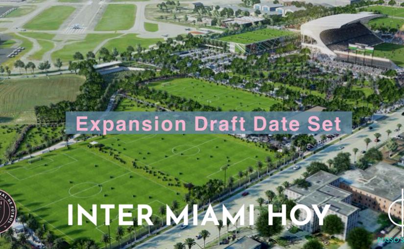 MLS Expansion Draft2020