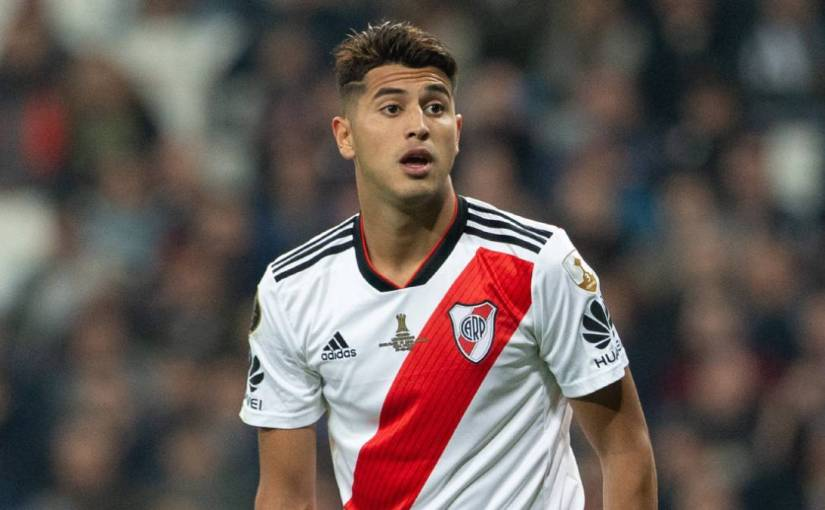 """Exequiel Palacios Le Dijo """"No"""" A Inter Miami. Sin Duda, Habrá Otros Que Digan """"Sí""""."""