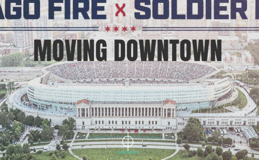 Chicago Fire Announce Return To Downtown Chicago; Sign La Liga Player