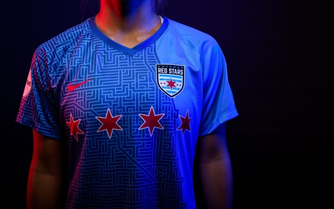 Chicago Red Stars' Elevated Shirt A Massive Hit