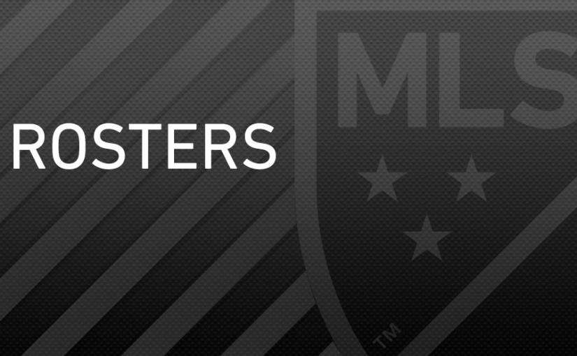 MLS Rosters As 2020Begins