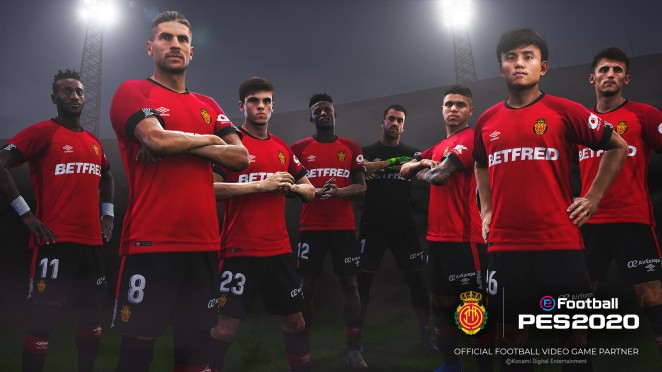 RCD Mallorca and Konami Announce Partnership