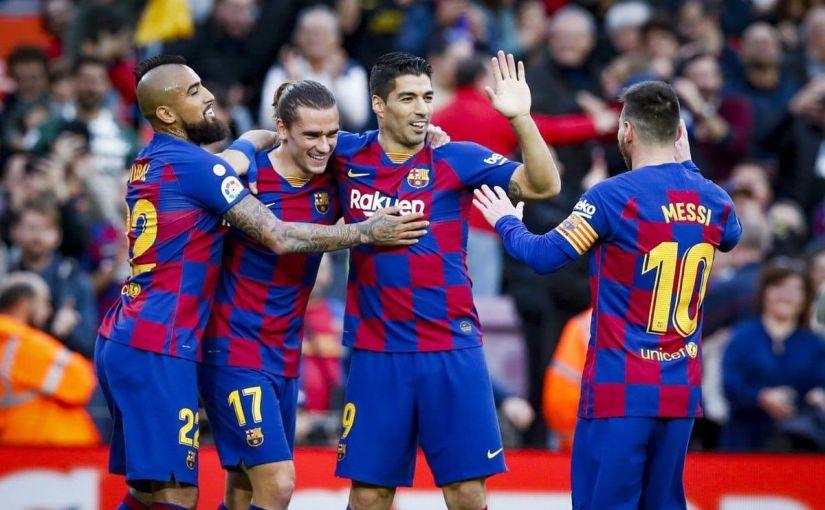 Liga dos ricos | Barça à frente do Real Madrid e agora é o clube de futebol com a maior renda domundo